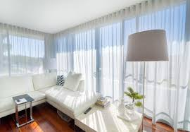 Gold And White Sheer Curtains by Black Sheer Curtains Australia Image Of The Product Blurred