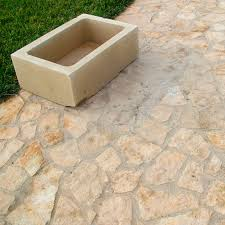 Limestone Paving Pedestrian Outdoor Indoor