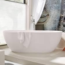 riho bilbao freistehende oval badewanne bs10005