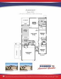 Maronda Homes 2004 Floor Plans by Drhorton Home Plans Home Plan