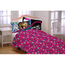 monster high bedding