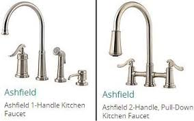 Pfister Ashfield Kitchen Faucet by Price Pfister Kitchen Faucets