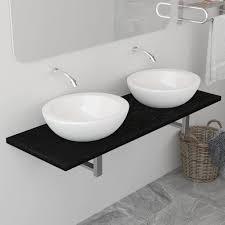 badmöbel waschtich bad wandregal schweberegal wandboard für