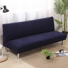 Stretch Slipcovers For Sofa by Navy Sofa Slipcover Promotion Shop For Promotional Navy Sofa