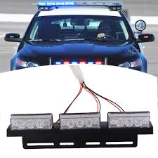 New 54 LED DC 12V Auto Car Vehicle Truck Strobe Lights Waterproof ... 36w Amber Truck 12led Flash Emergency Hazard Warning Strobe Light Red Blue 16 Led Lights High Intensity Car Trailer Side Marker Strobe Lights 612 Flashing White Recovery Beacon 18led Firefighter Vehicle Dash Can Civilians Use In Private Vehicles Xyivyg 54 Bars Deck China Power Super Bright Tractor 3 Inch 45w Light V16 For American Simulator Ultra Slim Waterproof 18w 6led Surface Mount Minibrights Watt Amber Markerstrobe Peterbilt Tow