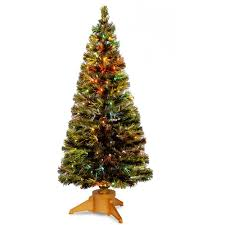 Cheap Fiber Optic Christmas Tree 6ft by 6 Ft Artificial Christmas Trees Christmas Trees The Home Depot