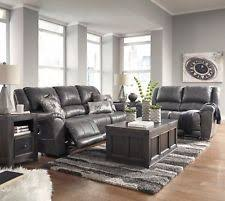 Ashley Furniture Hogan Reclining Sofa by Ashley Reclining Sofa Ebay