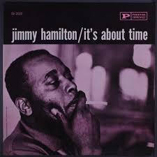 Its About Time De Jimmy Hamilton 33T Chez Recordsbymail Ref