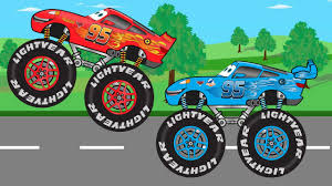 New Dinoco Truck Vs Mcqueen Monster Truck - Video For Kids - YouTube Monster Trucks Teaching Children Shapes And Crushing Cars Watch Custom Shop Video For Kids Customize Car Cartoons Kids Fire Videos Lightning Mcqueen Truck Vs Mater Disney For Wash Super Tv School Buses Colors Words The 25 Best Truck Videos Ideas On Pinterest Choses Learn Country Flags Educational Sports Toy Race Youtube Stunts With Police Learning