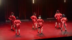 la danse de cabaret demo du 4 juin 2016