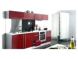 meuble cuisine complet cuisine equipee complete avec electromenager cuisine complate pas