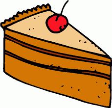 cartoon cheesecake cliparts