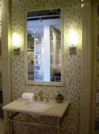 Mosaic Bathroom Mirror Diy by Enchanting Mosaic Tile Around Bathroom Mirror For Small Home