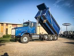 100 Kenworth Dump Truck For Sale 2014 KENWORTH T800 FOR SALE 78658