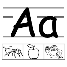 Alphabet Printables With 3 Images For Each Letter Scroll Down For