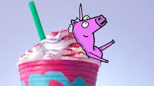 Pumpkin Spice Frappuccino Recipe Starbucks by How It U0027s Made The Starbucks Unicorn Frappuccino