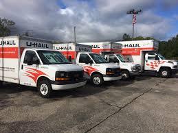 U-Haul: About: Silver Lake Auto Tire Centers Maintains U-Haul Dealership