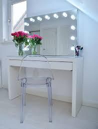 New makeup storage My Ikea Malm makeup vanity