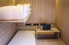 100 Tiny Room Designs Snoozeboxs New Popup Hotel Rooms Are Also Tiny Theatres