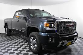 New 2019 GMC Sierra 3500HD Denali 4WD Truck Crew Cab For Sale ...