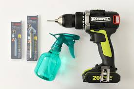 Drilling Small Holes In Porcelain Tile by How To Drill A Hole In Ceramic Tile Dans Le Lakehouse