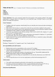 Experience Example For Resume Elegant Job With No Work Experience ... Resume Job History Best 30 Sample No Experience Gallery Examples Of A With Inspiring How To Work Template For High School Student With Create A Successful Cvresume If You Have No Previous Job Experience For Printable Format College Cv Students Nuevo Freshman And Zromtk