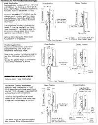Armoire Cabinet Door Hinges by Pivot Door Slides Hardwaresource Com