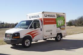 100 U Haul 10 Foot Truck Ft Moving Rental