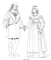 Clothing Of The Renaissance