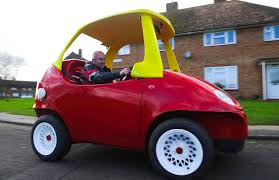 Full-Scale Little Tikes Toy Car: Super-Sizes Childhood Fun | EBay ... Little Tikes Classic Pickup Truck Free Shipping Best Resource Rideon Toys Replacement Parts Cozy Princess Black Amazoncom Games Ethan Pinterest Readers Rides 2013 From Crazy Custom To Bone Stock Trend Vintage 80s 90s Original Coupe Theystorecom Latest Products Enjoy Huge Discounts Adultsized Roadgoing Version Youtube My Son Will Have This Cozy Coupe Truck Soo Precious Future Dirt Diggers 2in1 Dump Walmartcom