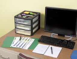 Sterilite 4 Drawer Cabinet 2 Pack by Amazon Com Sterilite 20439002 Medium 3 Drawer Desktop Unit Black
