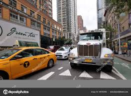 Truck And Taxi Car On The Street In Manhattan, NYC – Stock Editorial ... Gas And Or Truck Rental Unexpected Costs That Can Break Your Remodel A Budget Moving Truck Making A Right Turn At An Intersection On Big Red New York Food Trucks Roaming Hunger Rv Rentals Company Usa Campervan Hire Apollo Motorhome Holidays Rent Ford E450 In Ny 40917 Attack Suspect Uses Rental Leaving 8 Dead 11 Moving Nyc Mhattan Refrigerated Sprinter Van Rental20 Ft Cube The Eddies Pizza Yorks Best Mobile Commercial Near Jersey Connecticut Boom Lift City Aerial Work East Syracuse Facebook