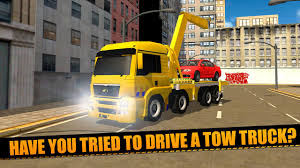 Tow Truck: Car Transporter 3D 1.3 APK Download - Android Simulation ...