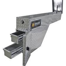 Northern Tool + Equipment Wheel Well Truck Tool Box With Locking ...