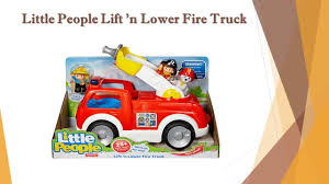 Toy Review And Demonstration Of Little People Lift 'n Lower ... Fisher Price Little People Fire Truck Mercari Buy Sell Things Fisherprice Little People Disney Jungle Book Vehicle Amazonco Tmnt Party Wagon Rescue Truck Batman By Best Price Fisher Price Fire Only 999 All Toys Lil Movers Amazoncom Dump Games Lift N Lower Tracys And Some Other Stuff Trucks 1959 Engine Wooden Toy 630 Youtube Buy Kids Online From Universe Australia 631996 2527 Vintage