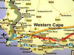 Map Garden Route South Africa 41 Wow Designing Home