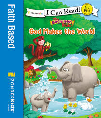 The Beginners Bible God Makes World Ebook By Zondervan