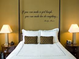Bedroom Paintings Lovely Marilyn Monroe Quotes Wall Art For Master Decor