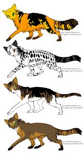 cat creator warrior cat adoptables by darksong666 on deviantart