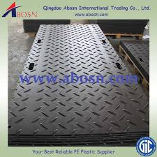 Flooring Temporary Outdoor Plastic Mega Deck Mats Mat