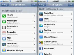 iPhone 4S Notifications Location Services the bane of good