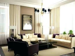 Modern Curtains Dining Room Curtain Ideas Living Best