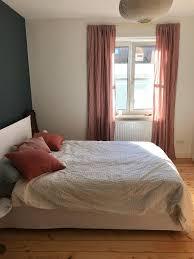 guten morgen sonnenschein schlafzimmer grün ros