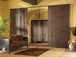 bambus sichtschutz originelle ideen für innen und außenraum