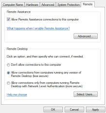 Paramètres Fichier Rdp Bureau à Distance Site Officiel Microsoft Desktop Infrastructure Vdi Sous Tous Ses Angles