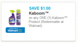 kaboom shower tub tile cleaner only 2 48 at walmart with