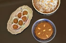 moroccan sellou sfouf or zmita recipe