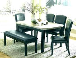 Kitchen Dining Booth Style Set Table Charming