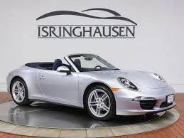 100 Used Trucks For Sale In Springfield Il 2014 Porsche 911 Carrera 4 In IL VIN