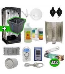 kit complet chambre de culture pas cher kits complets de culture indoor pack basic tente eclairage